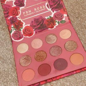 Colourpop Fem Rosa palette